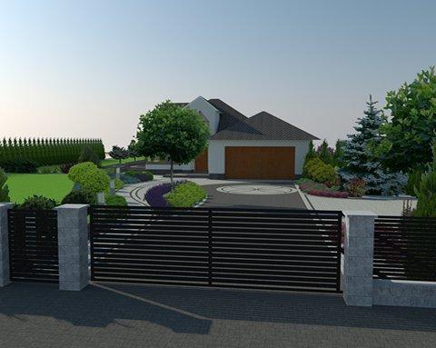 Projekt domu wielorodzinnego